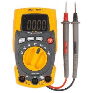 Sealey MM104 Professional Auto-Ranging Digital Multimeter