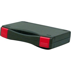 VISO TEK 2002 Standard Packaging Case 235 x 185 x 48mm - Black