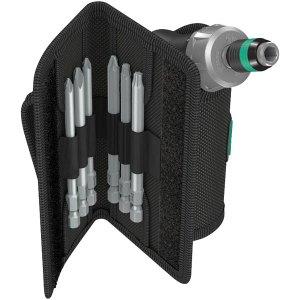 Wera 05051031001 Kraftform Kompakt Pistol RA 4 Ratchet Screwdriver...