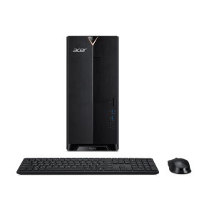 Acer Aspire TC Desktop | TC-390 | Black