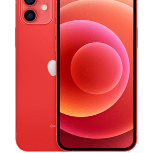 Apple iPhone 12 5G 128GB (PRODUCT) RED at £29 on Red with Entertainment (24 Month contract) with Unlimited mins & texts; 6GB of 5G data. £61 a month.