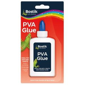 Bostik 30613443 White PVA Glue 118ml