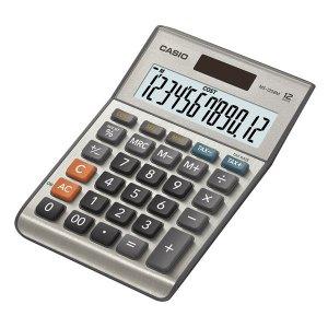 Casio MS-120BM-SK-UP 12 Digit Tax/ Euro/ Profit Calculator