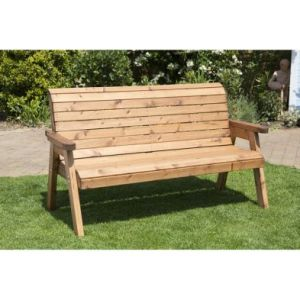 Charles Taylor Traditional Three Seat Bench