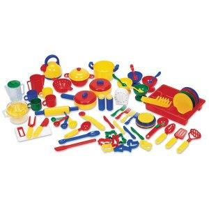 Learning Resources Kitchen Set - 70 Piece Set