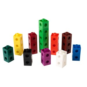 Learning Resources Snap Cubes Set of 500