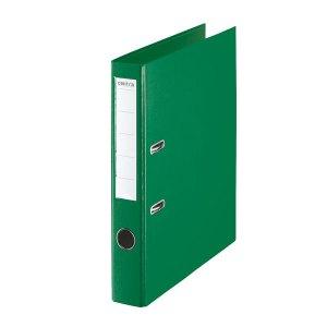 Rapid A4 Folder Lever Arch File 50mm Polypropylene Green
