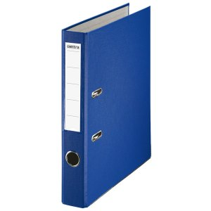 Rapid A4 Folder Lever Arch File 50mm Polypropylene/Paper with Meta...