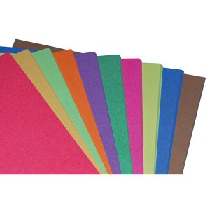 Rapid Sugar Paper A2 Assorted - Pack of 250