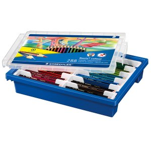 Staedtler Noris Club Colouring Pencils Pack (288 pencils)