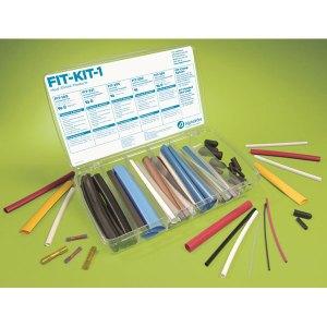 Alpha Wire FKIT7 NC032 Heat Shrink Tubing Kit