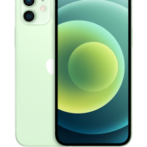 Apple iPhone 12 Mini 5G (64GB Green) at £9 on Pay Monthly 2GB + 2 Xtra Benefits (36 Month contract) with Unlimited mins & texts; 2GB of 5G data. £30 a month.