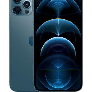 Apple iPhone 12 Pro 5G (512GB Pacific Blue) at £29 on Pay Monthly 100GB + 4 Xtra Benefits (36 Month contract) with Unlimited mins & texts; 100GB of 5G data. £69 a month.