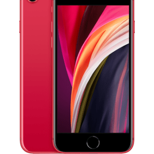 Apple iPhone SE (2020) (64GB (PRODUCT) RED) at £29 on Pay Monthly 25GB + 2 Xtra Benefits + Entertainment (36 Month contract) with Unlimited mins & texts; 25GB of 5G data. £41 a month.