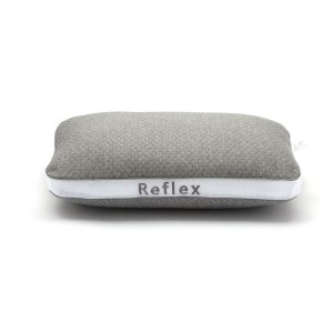Cascade Home Charcoal Covered Pillow. Grey