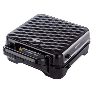 XL 3 in 1 Sandwich maker and Grill, Intechangeable plates for grill, sandwich and waffles