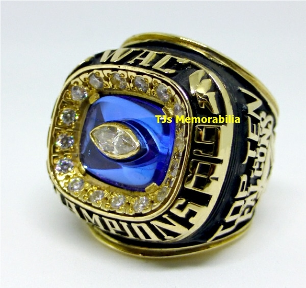 1998 AIR FORCE FALCONS WAC & CITRUS BOWL CHAMPIONSHIP RING