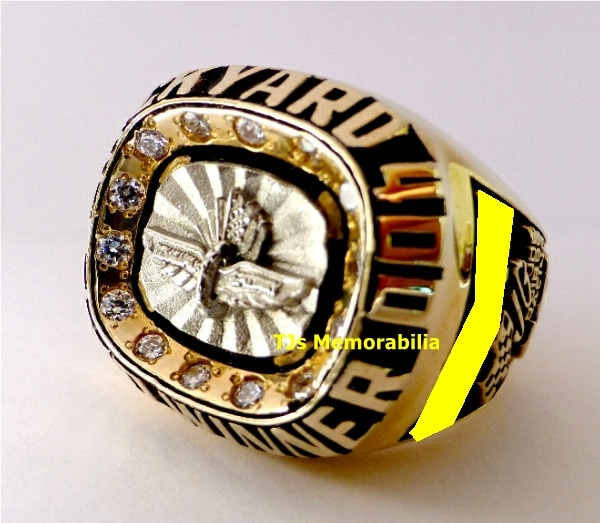 2000 BRICKYARD 400 WINNERS CHAMPIONSHIP RING