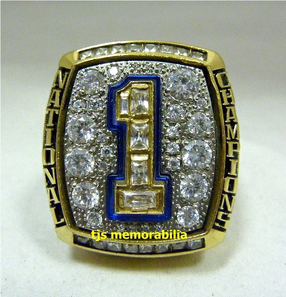 2008 FLORIDA GATORS SEC , BCS & NATIONAL CHAMPIONSHIP RING SET