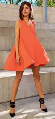 Оранжевые оттенки