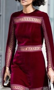 London Fashionweek, Yasmin Sewell