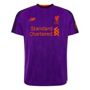 2018-2019 Liverpool Away Half Sleeve Shirt