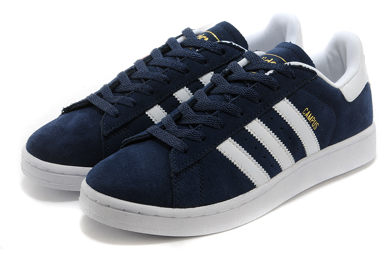 best service c58ba 2c2e3 ADIDAS SUPERSTAR 80S VINTAGE DELUXE SUEDE – WOMEN   MEN SHOES – NAVY – WHITE