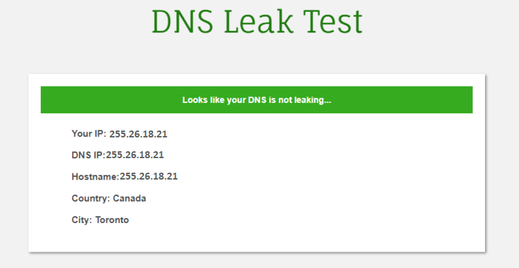 cyberghost-ip-leak-test for best vpn