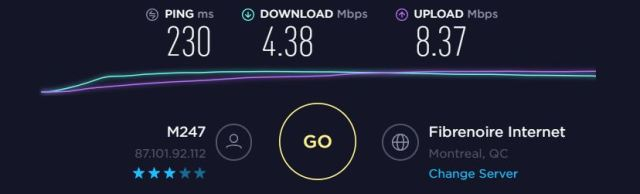 nordvpn canada server is the best for torrenting