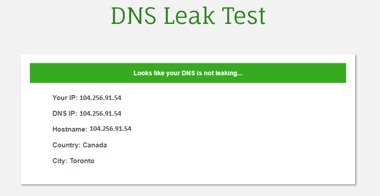 nordVPN-ip-leak-test