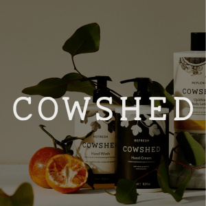 Cowshed - British Beauty Brand