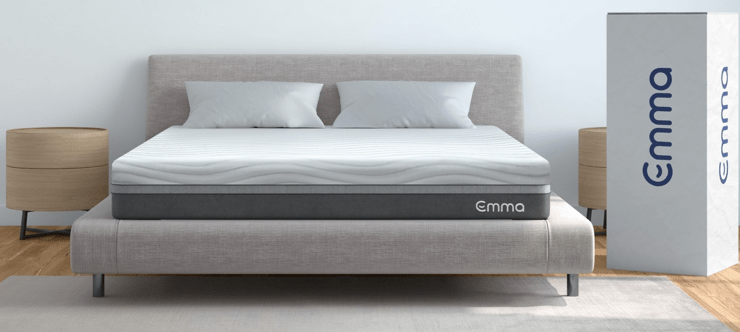35% Off Emma Mattresses for Key Workers Banner