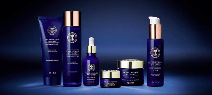 FREE Neal's Yard Remedies Frankincense Gift Banner