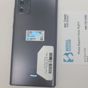 Samsung Note 20 & Note 20 Ultra