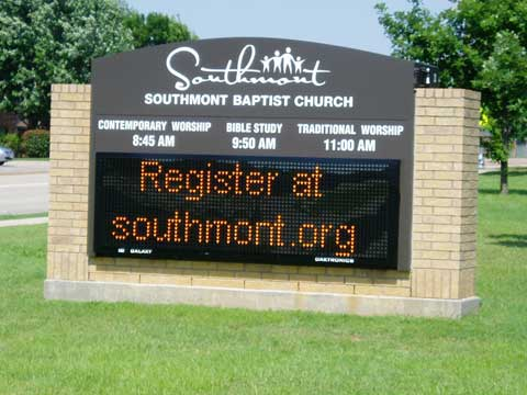 Buy Church Led Signs At The Best Price Anywhere On The Web