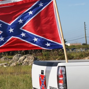 Confederate Truck flag