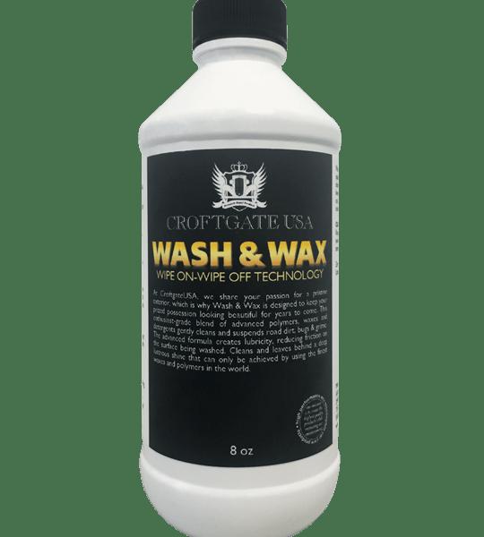 CroftgateUSA Wash & Wax