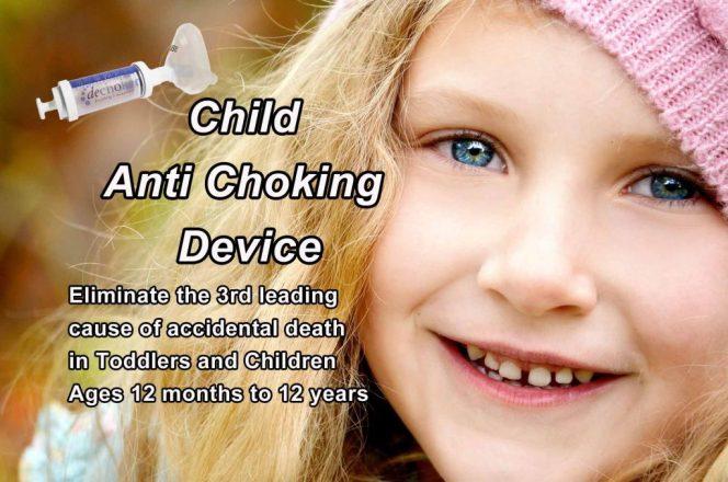 Child Anti Choking Device