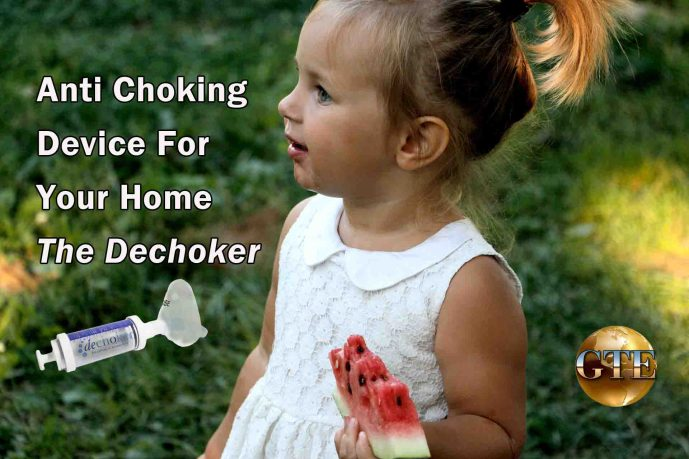 Anti Choking Device For Home - The Dechoker