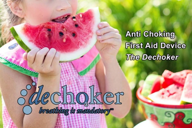 Anti Choking Device - The Dechoker