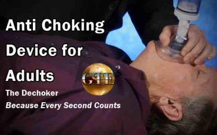 Adult Anti Choking Device