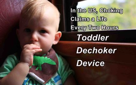 Toddler Dechoker Device