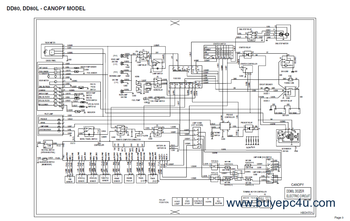 Thermo King V300 Max Wiring Diagram Wiring Diagram And