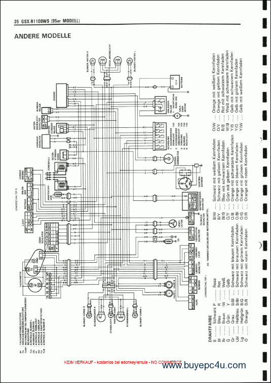2000 Hayabusa Wiring Diagram : 28 Wiring Diagram Images