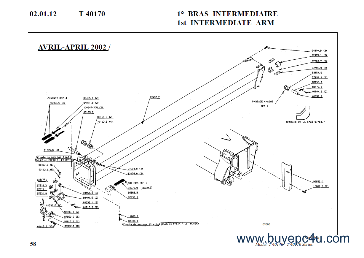 Bobcat Hydrostatic Schematics
