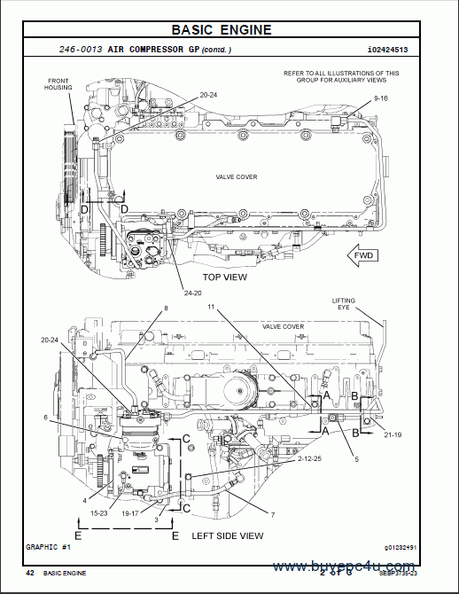 C12 Engine Diagram