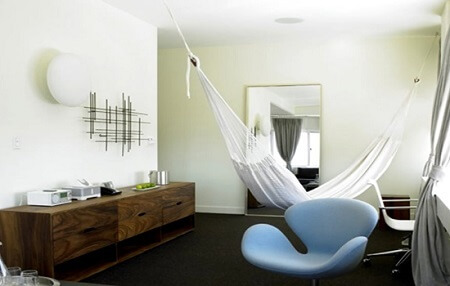 Ideas to hang hammock 4