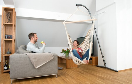 Ideas to hang hammock supports 10