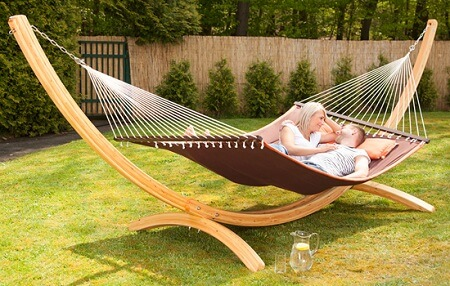 Ideas to hang hammock supports 2