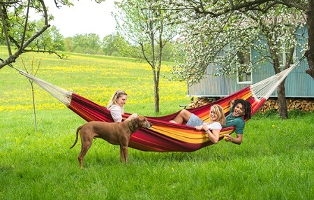 Ideas to hang hammock